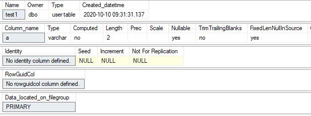 SQL Server alter table alter column
